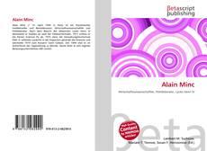 Alain Minc的封面