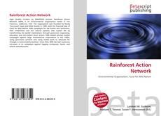 Обложка Rainforest Action Network