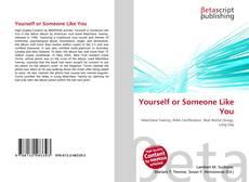 Portada del libro de Yourself or Someone Like You