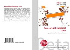 Bookcover of Rainforest Ecological Train