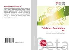 Обложка Rainforest Foundation US
