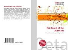 Bookcover of Rainforest of the Austrians