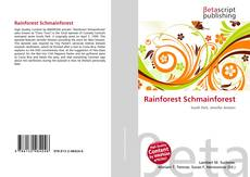 Bookcover of Rainforest Schmainforest