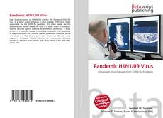 Bookcover of Pandemic H1N1/09 Virus