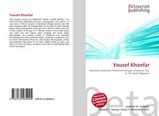 Yousef Khanfar kitap kapağı