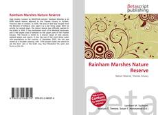 Buchcover von Rainham Marshes Nature Reserve