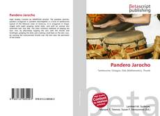 Bookcover of Pandero Jarocho
