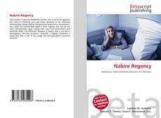 Bookcover of Nabire Regency