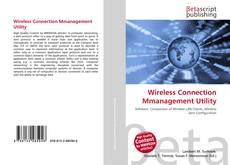 Buchcover von Wireless Connection Mmanagement Utility