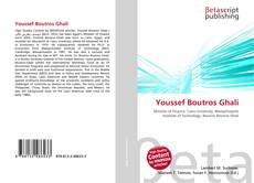 Bookcover of Youssef Boutros Ghali