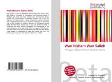 Wan Hisham Wan Salleh的封面