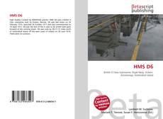Bookcover of HMS D6