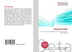 Bookcover of Youssef Safri
