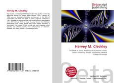 Bookcover of Hervey M. Cleckley