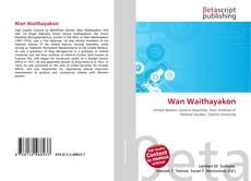 Wan Waithayakon的封面