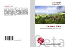 Bookcover of Pandora, Texas