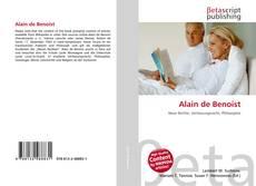 Borítókép a  Alain de Benoist - hoz