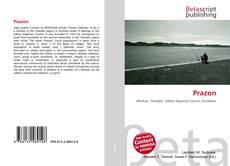 Bookcover of Prazon