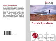 Bookcover of Prayers to Broken Stones