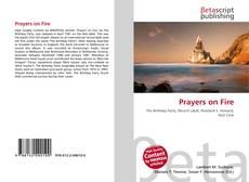 Borítókép a  Prayers on Fire - hoz