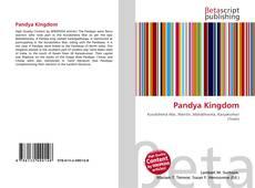 Bookcover of Pandya Kingdom