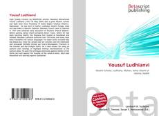 Bookcover of Yousuf Ludhianvi