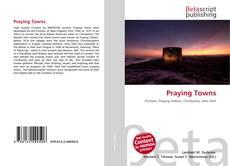 Couverture de Praying Towns