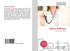 Buchcover von Alaina Huffman