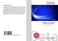 Couverture de Nabla Symbol