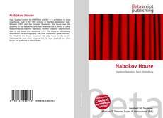 Buchcover von Nabokov House