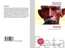 Portada del libro de Alakaluf