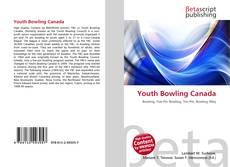 Capa do livro de Youth Bowling Canada