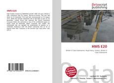 HMS E20 kitap kapağı
