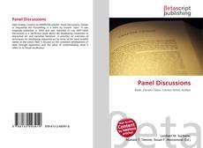 Обложка Panel Discussions