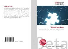 Capa do livro de Panel de Pon