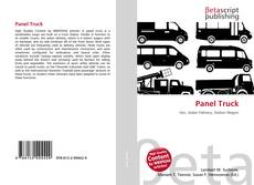 Bookcover of Panel Truck