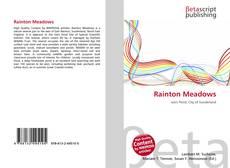 Buchcover von Rainton Meadows