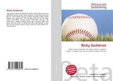 Bookcover of Ricky Gutiérrez