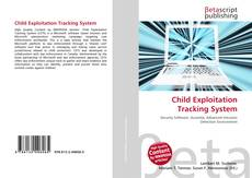 Portada del libro de Child Exploitation Tracking System