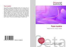 Buchcover von Tom Larkin