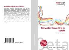 Bookcover of Rainwater Harvesting in Kerala