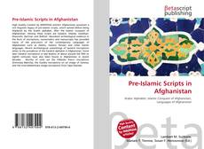 Buchcover von Pre-Islamic Scripts in Afghanistan