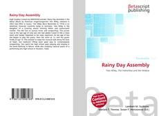 Couverture de Rainy Day Assembly