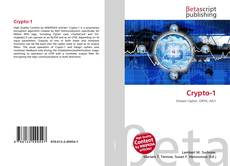 Bookcover of Crypto-1