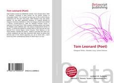 Bookcover of Tom Leonard (Poet)