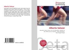 Portada del libro de Alberto Salazar