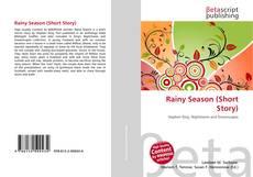 Capa do livro de Rainy Season (Short Story)