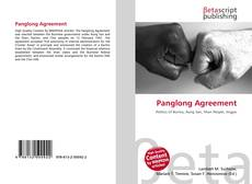 Bookcover of Panglong Agreement