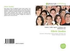 Bookcover of Ethnic Studies