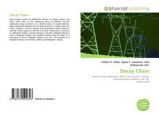 Bookcover of Decay Chain